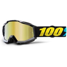 100% Accuri Anti Fog Mirror Goggles Jugend virgo